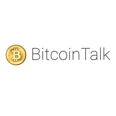 buy account on the BitcoinTalk forum