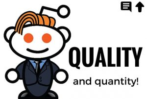 reddit upvotes and comments service advertising marketing boost post promotion karma link